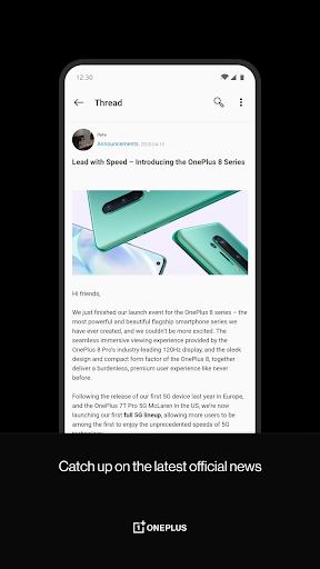 OnePlus Community  screenshots 3