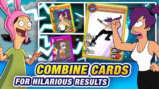 Animation Throwdown: The Collectible Card Game apkslow screenshots 16