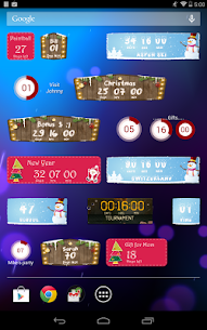 Countdown Days App & Widget MOD APK (Premium Unlocked) 9