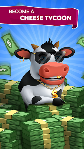 Idle Cow Clicker Games: Idle Tycoon Games Offline 3.1.4 screenshots 1