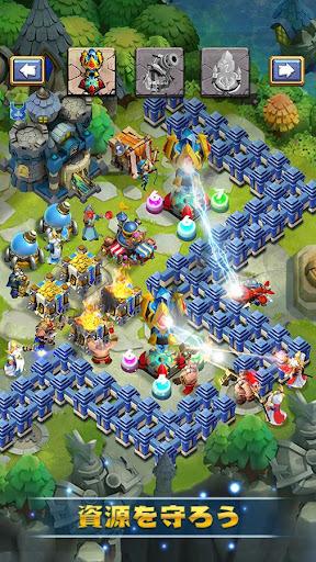 Castle Clashuff1au30aeu30ebu30c9u30edu30a4u30e4u30eb 1.7.3 screenshots 3