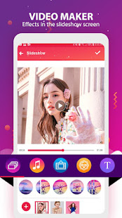 Video maker, video slideshow – Video editor