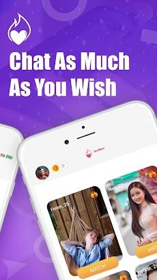 Meetly - Free Dating App, flirt hookup Adult Meetのおすすめ画像2