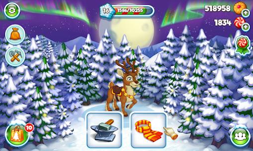 Farm Snow Happy Christmas Story With Toys & Santa 1.74 MOD APK  Download 5