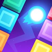 Bounce Ball Blast - Smash Endless Neon Glow Bricks
