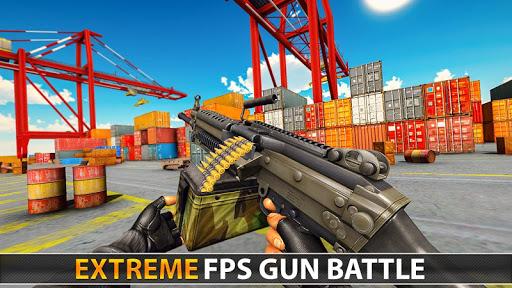 Police Counter Terrorist Shooting - FPS Strike War 6 screenshots 17