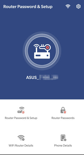 All Router Admin Setup: Setup Router WiFi Password android2mod screenshots 1