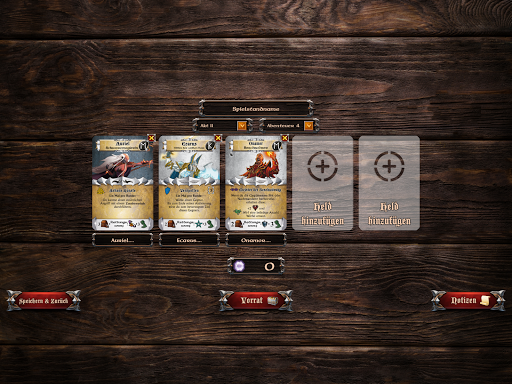 Sword & Sorcery - The Campaign Tracker 4.3 screenshots 1