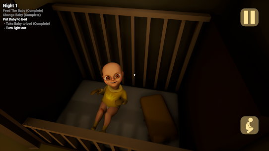 The Baby In Yellow MOD APK (No Ads) Download 3