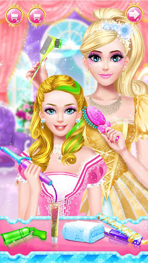 Princess dress up and makeover games 1.3.7 Screenshots 3