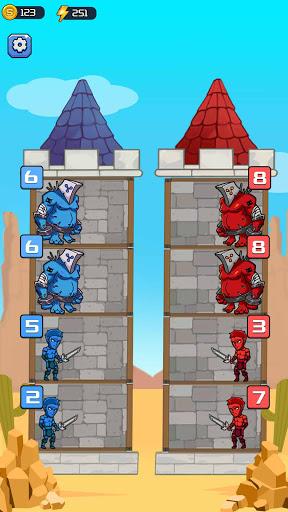 hero tower wars  screenshots 2
