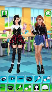 High School BFFs Cool Girls Team APK 6
