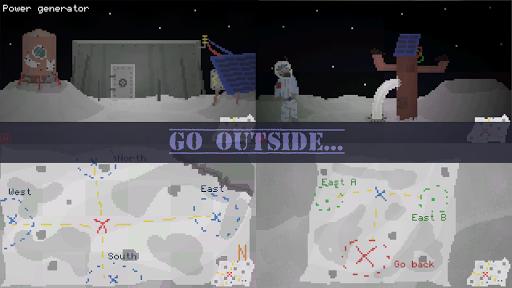 Alive In Shelter: Moon apktreat screenshots 2