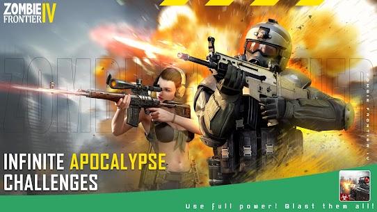 Zombie Frontier 4 MOD APK Latest Version 2021** 1