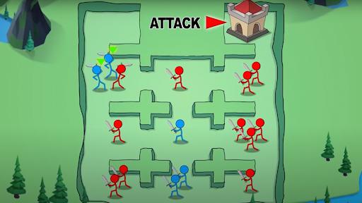 Chaotic War 3: Legendary army  screenshots 1