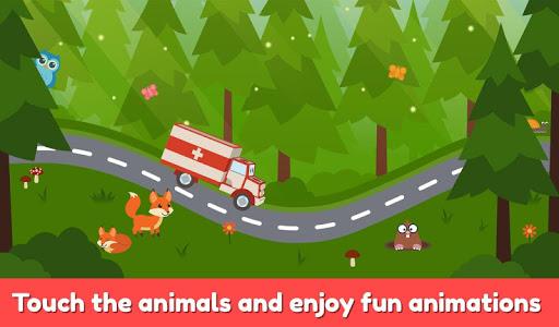 Car City Heroes: Rescue Trucks Preschool Adventure android2mod screenshots 21