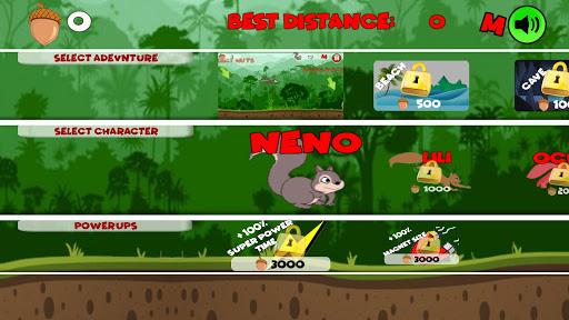 Squirrel Adventures apkpoly screenshots 9