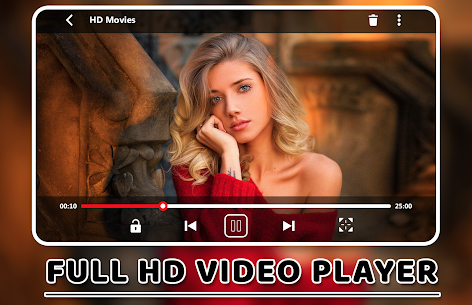 Sax video player – all format video player 3