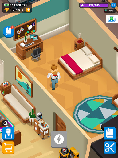Idle Barber Shop Tycoon - Business Management Game 1.0.1 screenshots 11
