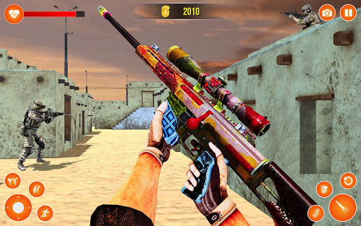 SWAT Counter terrorist Sniper Attack:Action Game 1.1.2 Screenshots 8