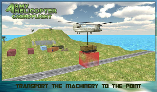 Army Helicopter Cargo Flight For PC Windows (7, 8, 10, 10X) & Mac Computer Image Number- 25