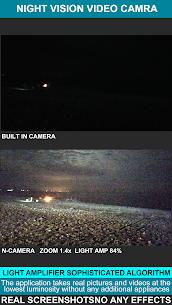 Night Mode Camera (Photo and Video) MOD APK 3