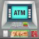 Bank ATM Learning Simulator - ATM Cashier Machine