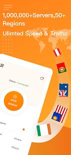 Mix VPN - Proxy illimité gratuit, navigateur sécurisé