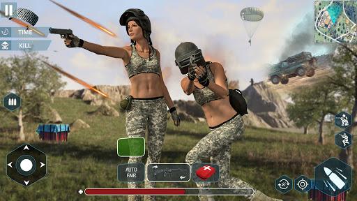 Gun Strike - squad battleground   commando mission  Screenshots 2