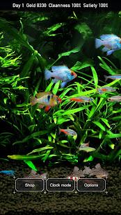 Tropical Fish Tank - Mini Aqua 3.3 screenshots 1