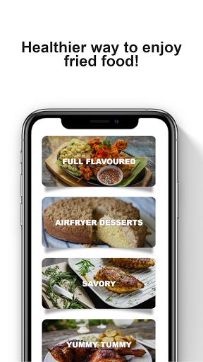 Foto do Air Fryer Recipes App:  Air Fryer Oven Recipes