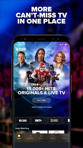 CBS - Full Episodes & Live TV  screenshots 6