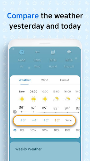 First Weather - forecast 3.0.7 Screenshots 2