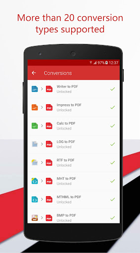 PDF Converter  Screenshots 2