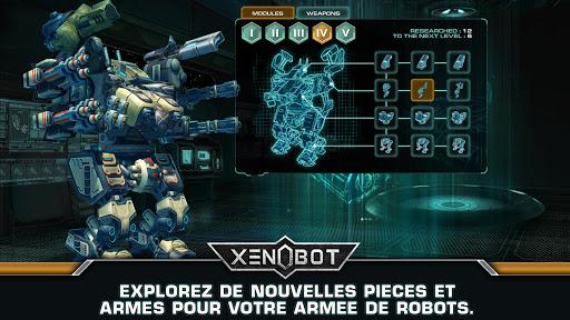 Télécharger gratuit Xenobot APK MOD 2