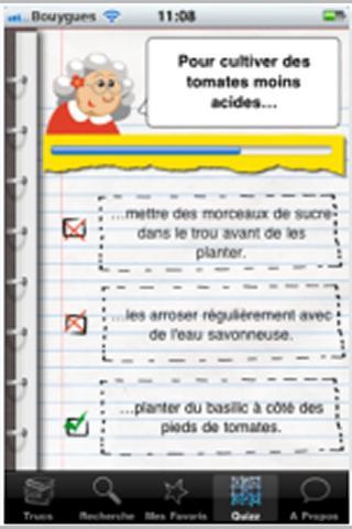 Trucs de Grand-Mère screenshot 5