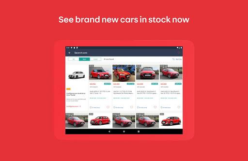 Auto Trader: Buy new & used cars. Search car deals apktram screenshots 11