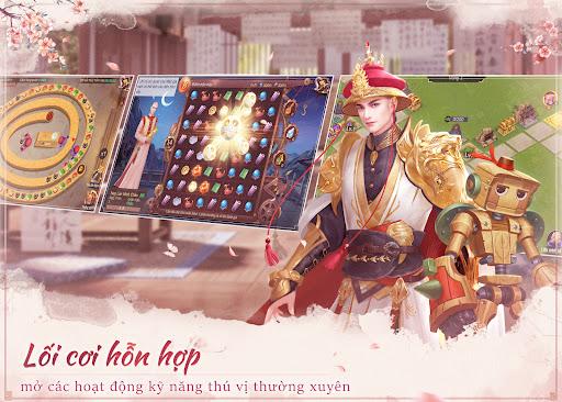 Chu00e2n Mu1ec7nh Thiu00ean Tu1eed - SohaGame  screenshots 11