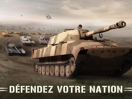 War Machines: Jeu de tanks de guerre gratuit APK MOD – Pièces Illimitées (Astuce) screenshots hack proof 1