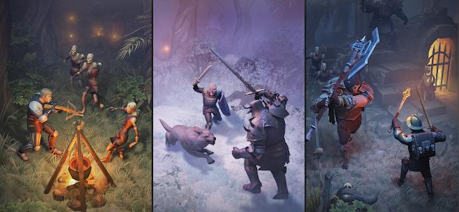 Grim Soul Dark Fantasy Survival v3.3.0 Mod Hileli Apk Güncel 2021** 5