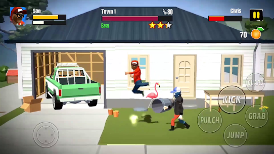 City Fighter vs Street Gang MOD (Free Purchase) 4