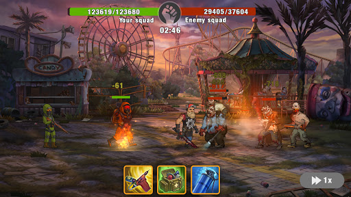 Zero City: Last bunker. Shelter & Survival Games 1.22.1 screenshots 3