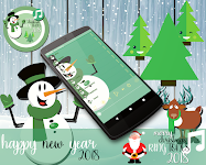 screenshot of Christmas Ringtones 2018 & christmas Songs 2018