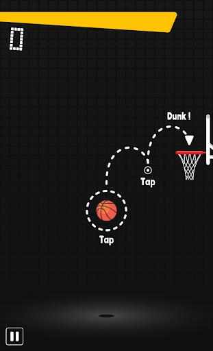 Dunkz ud83cudfc0ud83dudd25  - Shoot hoop & slam dunk 2.1.6 screenshots 2