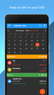 Easy Bills Reminder For Pc – Free Download For Windows 7, 8, 8.1, 10 And Mac 1