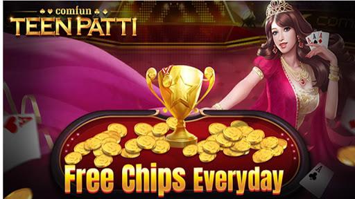 Teen Patti Comfun-Indian 3 Patti  Card Game Online 6.4.20210112 screenshots 7