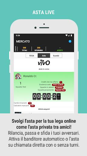 Code Triche Fantaclub APK MOD (Astuce) screenshots 1