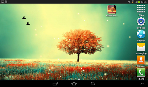 Awesome-Land Live wallpaper HD : Grow more trees screenshots 12