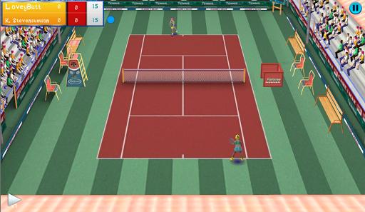 Télécharger Gratuit Real Tennis Manager mod apk screenshots 2