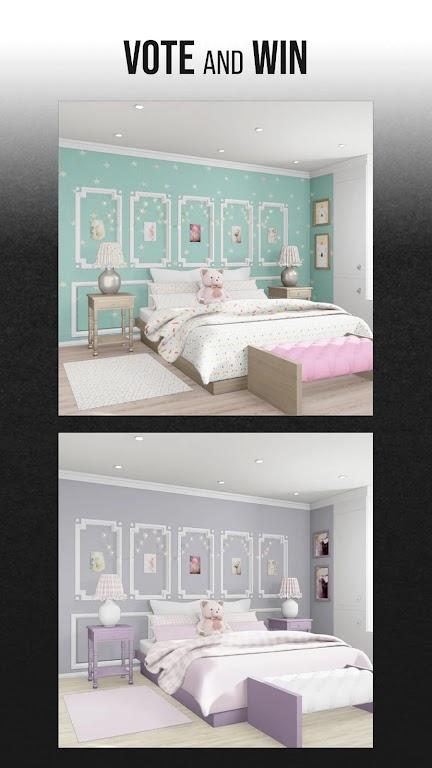 Home Design Star : Decorate & Vote poster 10